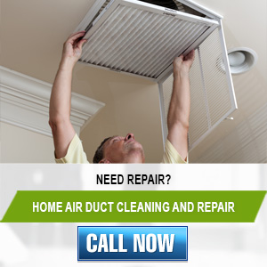 Contact Air Duct Cleaning Services